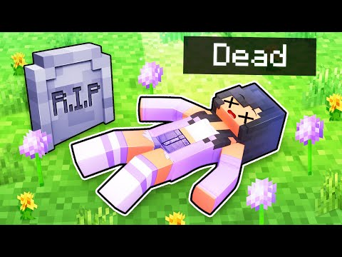 Aphmau Is DEAD In Minecraft!