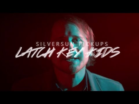 Silversun Pickups - Latch Key Kids (Unofficial Lyric Video)