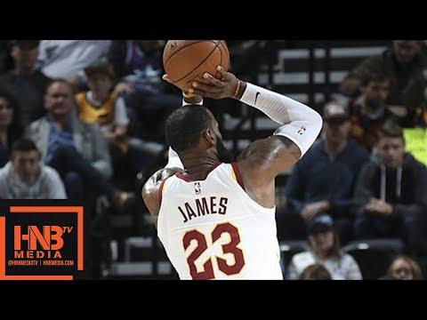 Cleveland Cavaliers vs Utah Jazz Full Game Highlights / Dec 30 / 2017-18 NBA Season