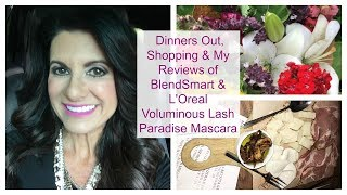This weekend consists of Dinners out, Bocce, and a little Shopping!  I also share my review of the new L'Oreal Voluminous Lash Paradise Mascara and (BlendSmart) BlendSMART2 Rotating Foundation Brush Set! 2 Orchids Blog! www.2orchids.comBe sure to follow our BLOG, we post throughout the month & upload Videos on Mondays, Wednesdays & Fridays! Our Recent Vlogs!Karen: https://www.youtube.com/watch?v=kyCcVLPQcMwLauren: https://www.youtube.com/watch?v=AaspJA019E0 Find us here!❤BLOG: www.2orchids.com❤Twitter: www.twitter.com/2Orchids❤Facebook: www.facebook.com/2Orchids❤Pinterest: www.pinterest.com/2orchids❤Instagram: www.instagram.com/twoorchids❤Periscope: 2Orchids❤SnapChat: Kforch❤BlogLovin: www.bloglovin.com/feed/blog/11989961 ✩✩✩✩  Send Us Mail  ✩✩✩✩2 OrchidsP.O. Box 5408Youngstown, OH 44514 Products Mentioned:Wednesday:Clinique Pop Matte Lip Colour + Primer (Mod Pop)- http://bit.ly/2rU0wU0 *Tarte Tarteist Pro Amazonian Clay Palette- http://bit.ly/2t7xork *Thursday:Grey Cold Shoulder Top-www.850blues.comClinique Pop Matte Lip Colour + Primer (Shock Pop)- http://bit.ly/2rU0wU0 *NYX Professional Highlight & Contour Pro Palette- http://bit.ly/2n0MM5D *Friday:CND Shellac Nail Polish in Beckoning Begonia- http://bit.ly/2uL91S8 *Saturday:L'Oreal Voluminous Lash Paradise Mascara in Blackest Black- http://bit.ly/2sYwnXb *L'Oreal Voluminous Original Mascara in Blackest Black- http://bit.ly/2nDreQG *Tarte Double Duty Beauty Shape Tape Contour Concealer- http://bit.ly/2ofhsRP *Becca (online only) Ever-Matte Shine Proof Foundation in Noisette- http://bit.ly/2tBKVuA *Blendsmart2 Rotating Foundation Brush Starter Set- http://bit.ly/2tIbzQW **Use 2Orchids  as your discount code for 20% off @blendsmart*Urban Decay Vice Lipstick in Wonderland- http://bit.ly/2t7Ilcc *Express Black Floral Cold Shoulder Blouse (something similar)- http://bit.ly/2uKXYsh *Sunday:Tarte Better Bod Bronze & Contour + Mitt -http://bit.ly/2s4znfn *Hourglass Ambient Strobe Lighting Blush in Euphoric Fusion- http://bit.ly/2uKZwlZ *Urban Decay Vice Lipstick in Gash- http://bit.ly/2t7Ilcc *Mercury Luggage 31 inch storage trunk- http://bit.ly/2sYUbKA *Pure Beech 100% Modal Jersey Knit Sheet Set in Twin XL- http://bit.ly/2tBPODQ *Dresses-www.altardstate.comHow to contact us:KarenF@2orchids.comLaurenC@2orchids.com Music by:Song: Culture Code - Make Me Move (feat. Karra) [NCS Release]Music provided by NoCopyrightSounds.Video Link: https://youtu.be/vBGiFtb8RpwDownload: http://NCS.lnk.to/MakeMeMov FABULOUS WOMEN ON YOUTUBE (women over 40)http://ohcarolshow.blogspot.com/ Elle is For Livings' list:http://maturewomenofyoutube.blogspot.com Shop where we shop! Sephora - http://bit.ly/29KzPuj *Ulta - http://bit.ly/29G6lNy *Amazon - http://bit.ly/2a5PJgn *Nordstrom - http://bit.ly/29LTc7L *Baublebar - http://bit.ly/29NS1Bl * * Notes that this is an affiliate link.  If you'd like to help support our channel, please consider using these links.  We personally purchase most of the products we share unless noted. Your support means so much to us, even if you enjoy simply being a subscriber and watching our videos!   ❤Hugs!❤Karen & Lauren Enjoy!