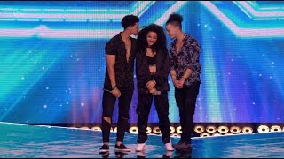 The Cutkelvins: Simon Cowell´s SON Absolutely LOVES This Family Band! The X Factor UK 2017