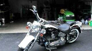 9. 2006 Harley Davidson Softail Deluxe