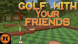 Let's Play - Golf With Your Friends Starring Funhaus by Let's Play