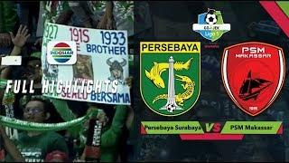 Download Video PERSEBAYA SURABAYA (3) vs (0) PSM MAKASSAR - Full Highlight | Go-Jek Liga 1 bersama Bukalapak MP3 3GP MP4