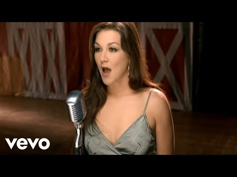 Gretchen Wilson - When I Think About Cheatin' (official Music Video)