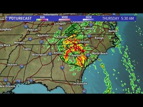 Hurricane Michael Update (10/10, 11 p.m.)