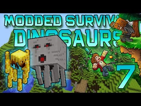 EP - Play Minecraft on my Server - IP: thenexusmc.net Hey Doods! ♢♢♢ http://bit.ly/SubscribeToMyFridge ♢♢♢ Much Luv :) The seventh episode of my Modded Dinosaur I...