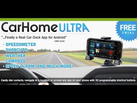 Video of CarHome Ultra Unlocker