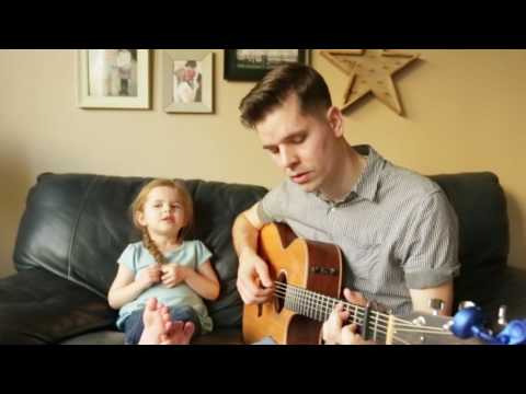 Dad and 4yearold daughter duet  You ve Got a Friend in