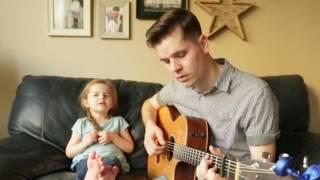 Tatuś i 4-letnia córka śpiewają utwór: You've Got a Friend In Me