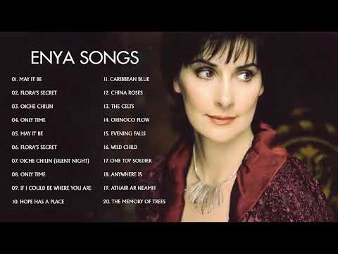 The Very Best Of ENYA - ENYA Greatest Hits Full Album