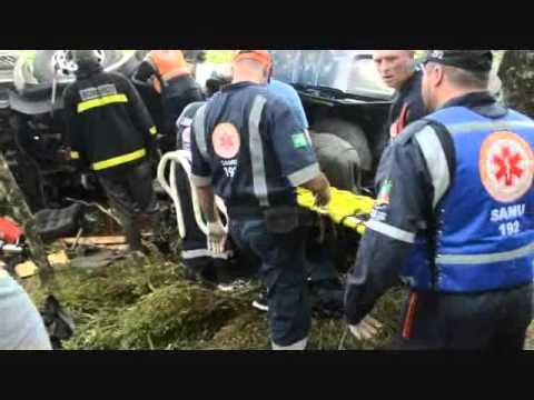 Novo Barreiro acidente 30 de Jan 2008