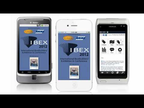 Video: myIBEX: Promotional opportunities for IBEX 2012 exhibitors