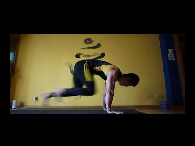 Corey Yoga Tabata 初級訓練方式來