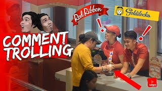 "Video Magpagawa Ng Cake sa Red Ribbon ""Goldilocks is BETTER!"" 