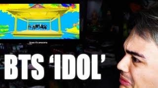 Video BTS - IDOL MV Reaction [HAD TO WATCH IT MULTIPLE TIMES] MP3, 3GP, MP4, WEBM, AVI, FLV Desember 2018