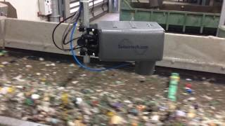 Online Moisture of Trash and Waste