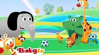Video Football Fever with BabyHood | BabyTV MP3, 3GP, MP4, WEBM, AVI, FLV Juli 2018