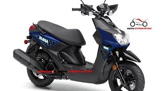 3. All New Yamaha Zuma 125 | 2019 Zuma 125cc single cylinder | First Look