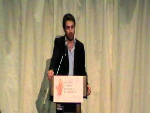 0 Philippe Cousteau Speaks to the Organic Farmers Research Foundation