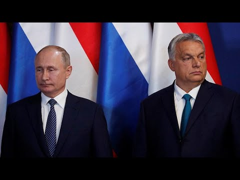 Ουγγαρία: Συνάντηση Πούτιν – Όρμπαν