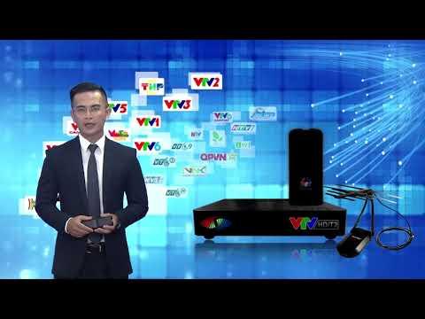 Hướng dẫn sử dụng truyền hình kỹ thuật số mặt đất