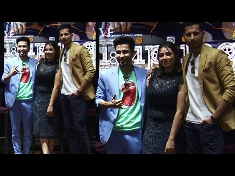 Trailer Launch of web series Tripling Season 2