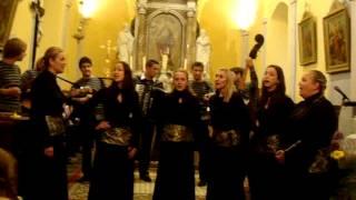 Klapa Sveta Jelena & Tamburaski sastav Baruffa, Mornareva zena