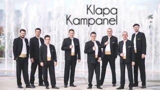 Klapa Kampanel -  Nedodirljiva (OFFICIAL AUDIO)