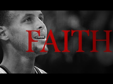 Faith-Stephen Curry's motivational speech