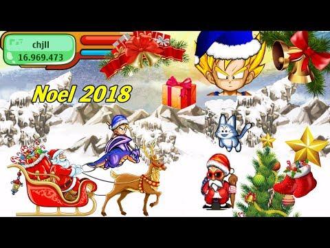 Ngọc Rồng Online - Chjll Có Mũ Noel Hàng Hiệu Và Đi Tìm Quà Giáng Sinh - Thời lượng: 10 phút.