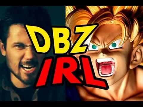 Dragon Ball Z Naruto Anime in Real Life - How to Cook Like Goku - ...