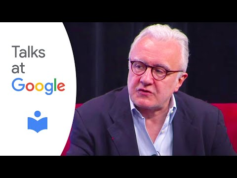 Alain Ducasse & Michel Roux Jr   Talks at Google
