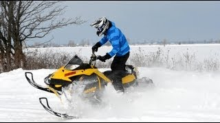 1. Ski Doo MXZ TNT 500ss' -Christmas Break