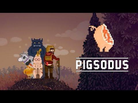 ANIMAL FARM THE GAME - Pigsodus: Kickstarter Demo