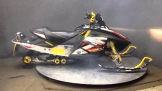 10. 2005 Ski Doo MXZ 800 stock 19140
