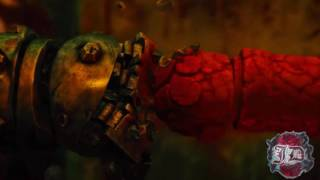Hellboy 2: The Golden Army - Hellboy vs Mr.Wink ( JD Edit )