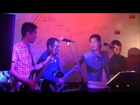 Greenland uncut: Local Band playing at the pub in Tasiilaq