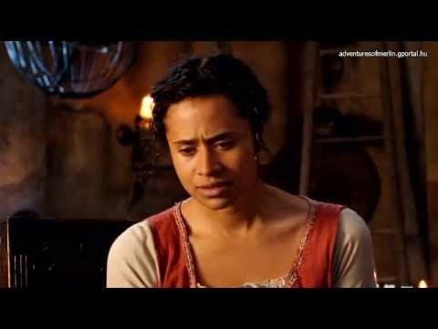 Merlin S01E04 Favourite Scenes - Gwen Kisses Merlin