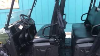 9. 2012 Polaris Ranger 500 Crew