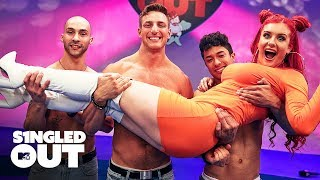 Justina Valentine & Conceited's BEST 'Singled Out' Moments (Compilation) | Singled Out | MTV