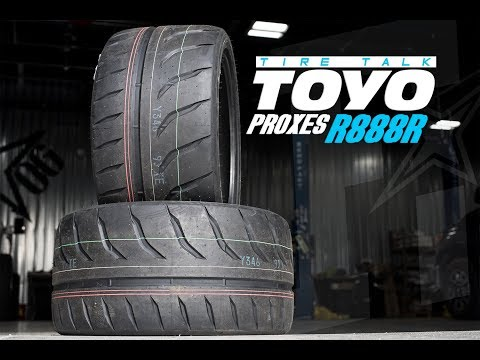 Tire Review: Toyo Proxes R888R