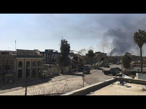 Ιράκ: Ο στρατός ανακατέλαβε το κυβερνείο της Μοσούλης