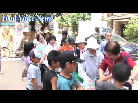 東京・青山小学校「屋上農園に改造 野菜栽培に取組む」