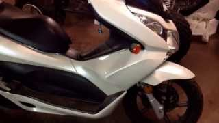 8. Honda Pcx 125 Pcx125. How to replace battery. Honda PCX150 Battery Replacement