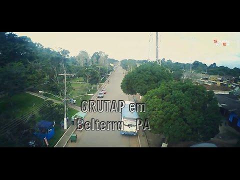 Drone em Belterra - Grutap