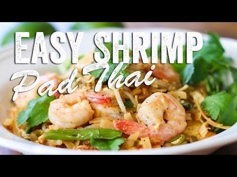 Easy Shrimp Pad Thai Recipe : Bits & Pieces – Season 1, Ep.11