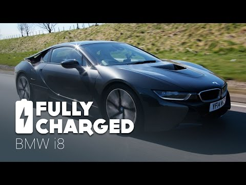 Cars Videos : BMW i8 | Fully Charged | SnappyGears | Leading Wheels & Gears Inspiration Magazine