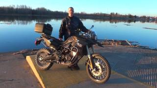 9. 2013 BMW F800GS First Ride Review!