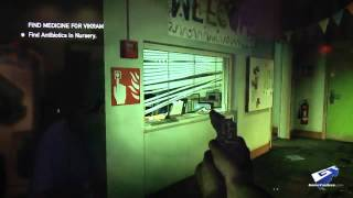 Video ZombiU - E3 2012: To the Nursery Gameplay MP3, 3GP, MP4, WEBM, AVI, FLV September 2017